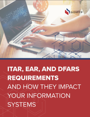 ITAR Compliance Guide for Technical Data | Secure FTP Site