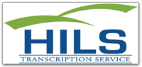 hils transcription service
