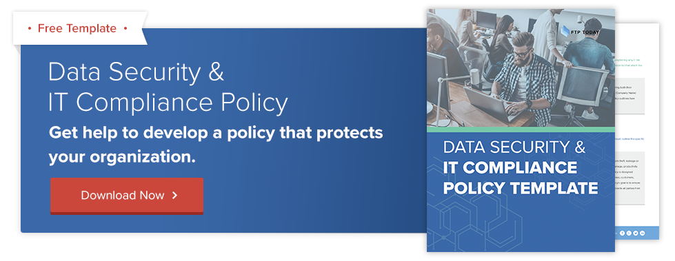 data-security-it-compliance-policy-template-free-download