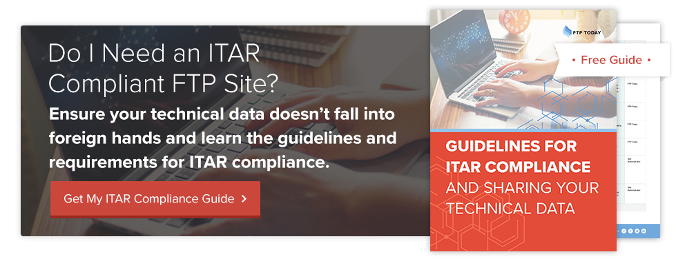 itar compliance guidelines